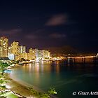 Diamond Head at Night by GraceNotes