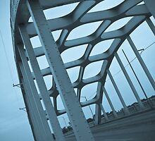 Edmund Pettus Bridge by Christopher Westcott