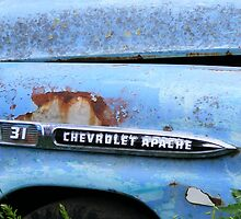 Chevy Apache by shimschoot