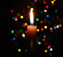 Christmas Flame by Roxanne Persson