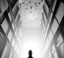Tate Modern, Olafur Eliasson's Installation by aldogallery