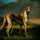 The Greyhound,hunter by sight. by alan carlson