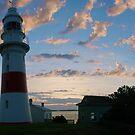low head light house tasmania2 by dmaxwell