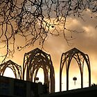 Arches Aglow by starlitewonder