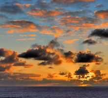 Orange Rays by randmphotos