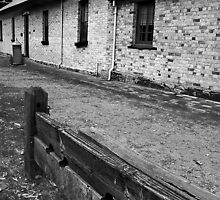 The Old Gaol - Albany Nikon D50 by Eve Parry