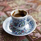 Tasty, thick, potent Turkish coffee by jrizz