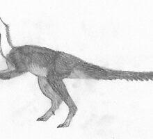 Oviraptor by subhumanfreak