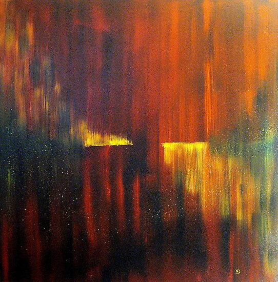 fire on water by david hatton