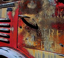International Truck by Betsy  Seeton