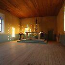 Terligua Church by Lacy O.