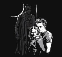 New Moon with Blade Vampire Killer by jimiyo