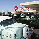 Bob's Big Boy Broiler and drive-in diner by marcoman