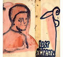 lost amphora Photographic Print