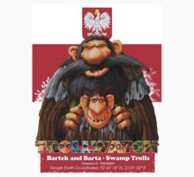 Bartek and Barta the Swamp Trolls T-Shirt