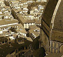 Florence & Duomo by Gursimran Sibia