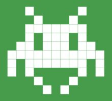 Space invader by Justin Minns