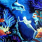 Secrets Of The Coral Reef by SusanRodio