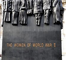 Women of World War II, London by Pat Herlihy
