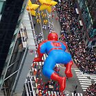 Spiderman on Parade by NikonJohn