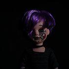 spider bite, the living dead doll by DarlingDarkling