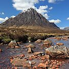 Buachaille etive mor by Grant Glendinning