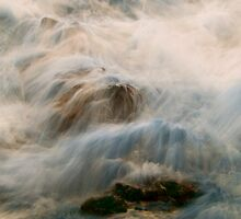 Rushing Water by Jarede Schmetterer