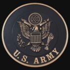 US Army T-Shirt by Karl R. Martin