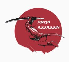 Ninja assassin by ArtBlast