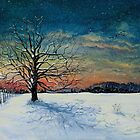 Winter's Eve by Mary Palmer