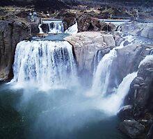 Shoshone Falls. Twin Falls, Idaho by trueblvr