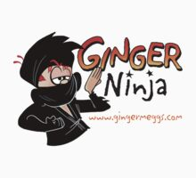 Ginger Ninja by gingermeggs