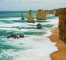 The Twelve Apostles by Hicksy