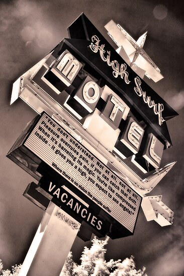 High Surf Motel by Rich Evans