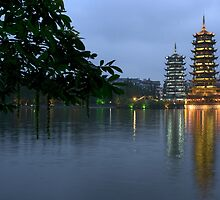 Chine 中国 - Guangxi 广西 by Thierry Beauvir