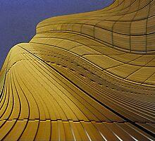 Linear Plains (urban dunes) by matzilm