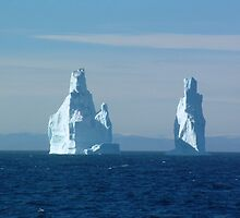 The Twin Bergs by tmstudios