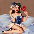 Girl 24 | (Your best Gil Elvgren) Pinup by Erica Rosario