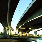 Under the highway by Artur Pinheiro