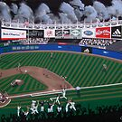 Saint Jeter    [Sox vs. Stripes] by Rory  Moorer