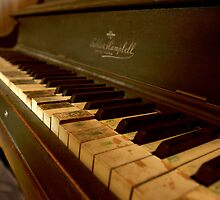 Once Beloved Keys by morningbri