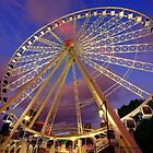 Ferris Wheel by GabrielK