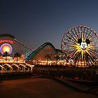 Disney's California Adventure by Marcella Martinez