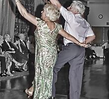 Saturday Night Fever at The Tea Dance by Alex Hardie