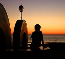 Child's Play - Glenelg, South Australia by Joel Aston
