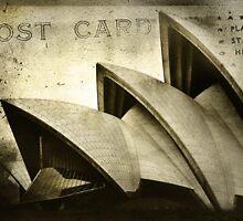 Vintage Opera by Trish Woodford