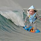 Surf Baby by TheGreatContini