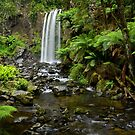 A World Away - Hopetoun Falls - Australia by Matt  Streatfeild