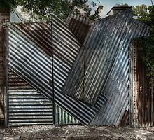 Not So Much a Gate As a Work of Art by Jeff Catford