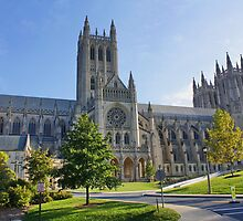 National Cathedral College, Washington DC, USA by AnnDixon